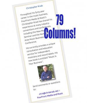 Christopher Knab - 79 Columns