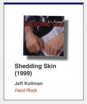 "#3: Jeff Kollman ""Shedding Skin"""