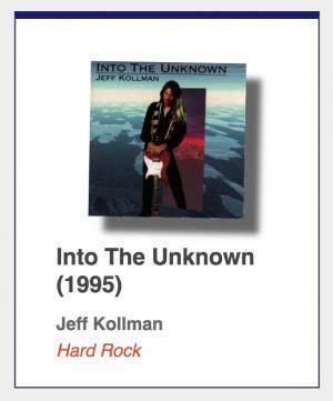 "#9: Jeff Kollman ""Into The Unknown"""