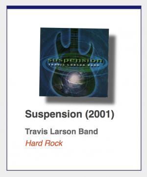 "#30: Travis Larson Band ""Suspension"""