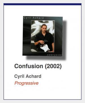 "#36: Cyril Achard ""Confusion"""