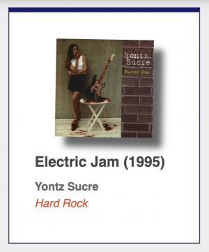 "#62: Yontz Sucre ""Electric Jam"""