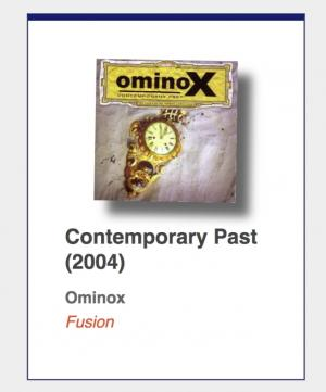 "#76: Ominox ""Contemporary Past"""