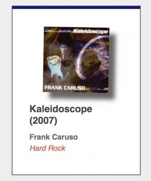 "#85: Frank Caruso ""Kaleidoscope"""