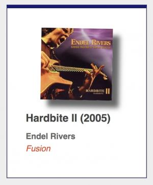 "#88: Endel Rivers ""Hardbite II"""