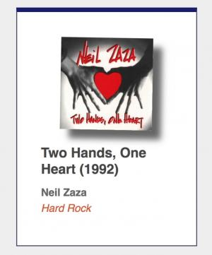 "#90: Neil Zaza ""Two Hands, One Heart"""