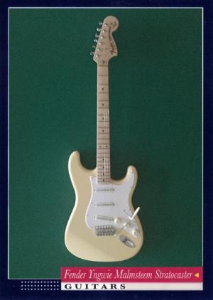 Fender Yngwie Malmsteem Stratocaster
