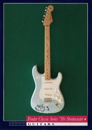 Fender Classic Series '50s Stratocaster UNC