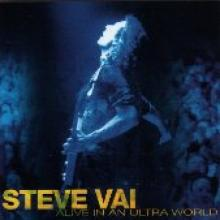 """Steve Vai """"Alive In An Ultra World"""""""