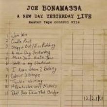 """Joe Bonamassa """"A New Day Yesterday Live"""""""