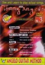 "Tommy Angelo ""Angelo Guitar Method, Edward Van Halen, Vol. 3"""