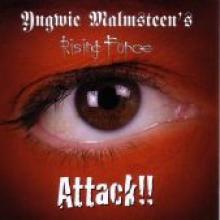 "Yngwie J. Malmsteen ""Attack!!"""