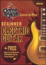 "Kevin McCreery ""House Of Blues: Beginner Electric Guitar"""