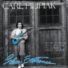 "Carl Filipiak ""Blue Entrance"""