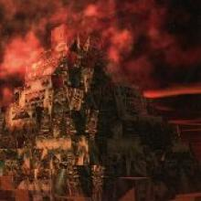 "Djam Karet ""Burning The Hard City"""