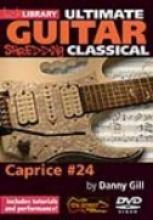 "Danny Gill ""Shredding Classical: Caprice #24"""