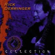 "Rick Derringer ""Collection: The Blues Bureau Years"""