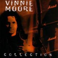 """Vinnie Moore """"Collection: The Shrapnel Years"""""""