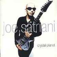 "Joe Satriani ""Crystal Planet"""