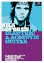 "Nils Lofgren ""Electric & Acoustic Guitar"""