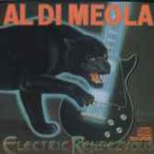 "Al DiMeola ""Electric Rendezvous"""