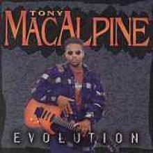 "Tony MacAlpine ""Evolution"""