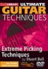 "Stuart Bull ""Ultimate Techniques: Extreme Picking Techniques"""