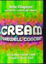 "Cream ""Farewell Concert"""
