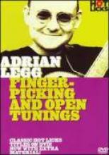 """Adrian Legg """"Fingerpicking And Open Tunings"""""""