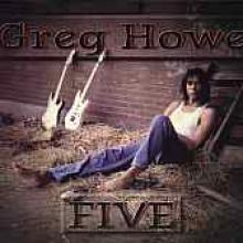 """Greg Howe """"Five"""""""