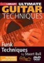 "Stuart Bull ""Ultimate Techniques: Funk Techniques"""