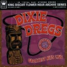 "Dixie Dregs ""Greatest Hits Live"""