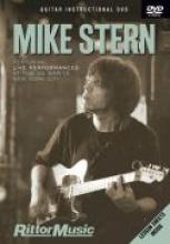 """Mike Stern """"Guitar Instructional DVD"""""""