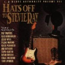"L.A. Blues Authority ""Hats Off To Stevie Ray"""
