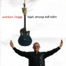 "Adrian Legg ""High Strung Tall Tales"""