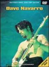 "Dave Navarro ""Instructional DVD For Guitar"""