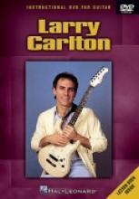 """Larry Carlton """"Instructional DVD For Guitar"""""""