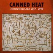 "Canned Heat ""Instrumentals 1967-1996"""