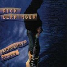 "Rick Derringer ""Jackhammer Blues"""