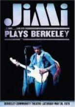 """Jimi Hendrix """"Jimi Plays Berkeley"""""""