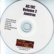 """Just Jamtrax: AC/DC Vol. 2"""
