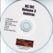 """Just Jamtrax: AC/DC Vol. 3"""