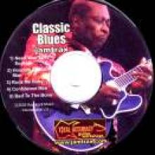 """Just Jamtrax: Classic Blues"""