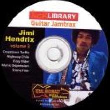 """""""Just Jamtrax: Jimi Hendrix Vol. 3"""""""