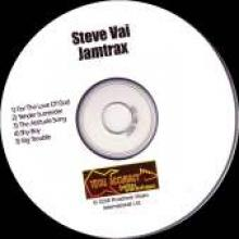 """Just Jamtrax: Steve Vai"""