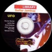 """Just Jamtrax: UFO"""