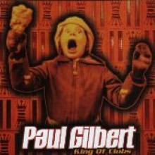 """Paul Gilbert """"King Of Clubs"""""""