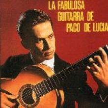 "Paco De Lucia ""La Fabulosa Guitarra De Paco De Lucia"""