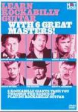 """Learn Rockabilly Guitar """"With 6 Great Masters"""""""