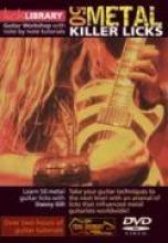 "Danny Gill ""Learn To Play 50 Killer Metal Licks"""